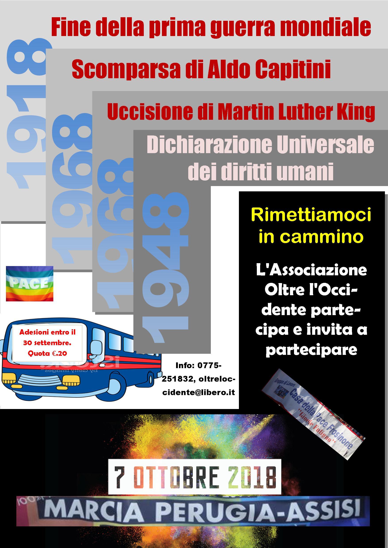 Marcia della pace Perugia Assisi @ Perugia