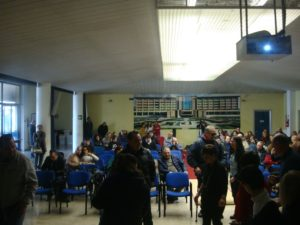 La biblioteca della Casa Circondariale di Frosinone